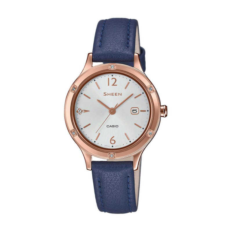Дамски Часовник Casio SHE-4533PGL-7BUER