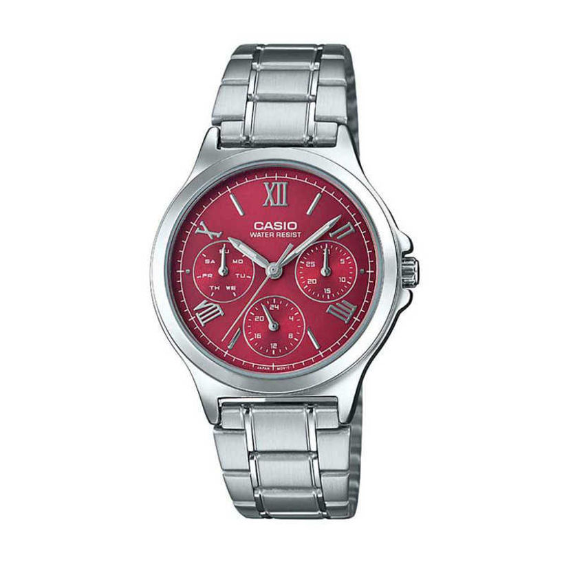Дамски Часовник Casio LTP-V300D-4A2U