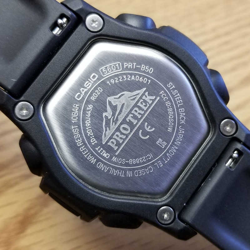 Мъжки Часовник Casio Pro Trek PRT-B50-2ER