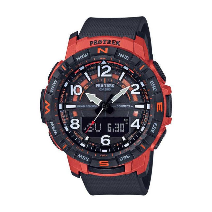 Мъжки Часовник Casio Pro Trek PRT-B50-4ER