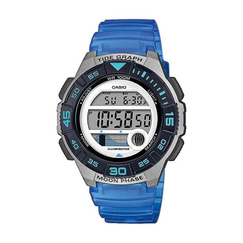 Мъжки Часовник Casio LWS-1100H-2AVEF