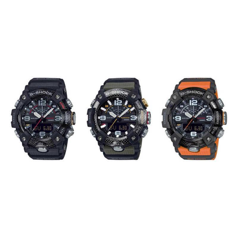 Мъжки Часовник Casio G-Shock Mudmaster GG-B100-1A3ER