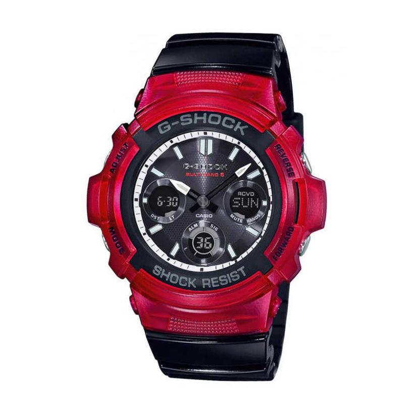 Мъжки Часовник Casio G-Shock AWG-M100SRB-4AER