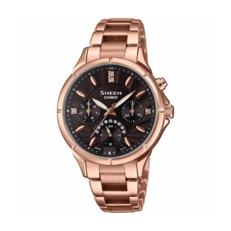Дамски Часовник Casio SHE-3047PG-5AUER
