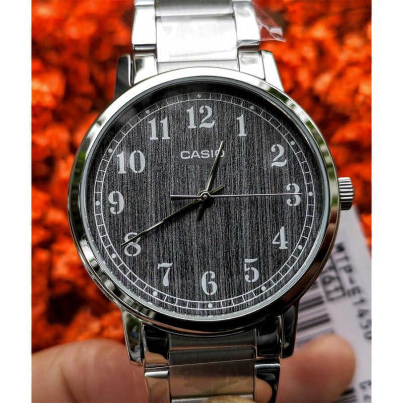 Мъжки Часовник Casio MTP-E145D-1B
