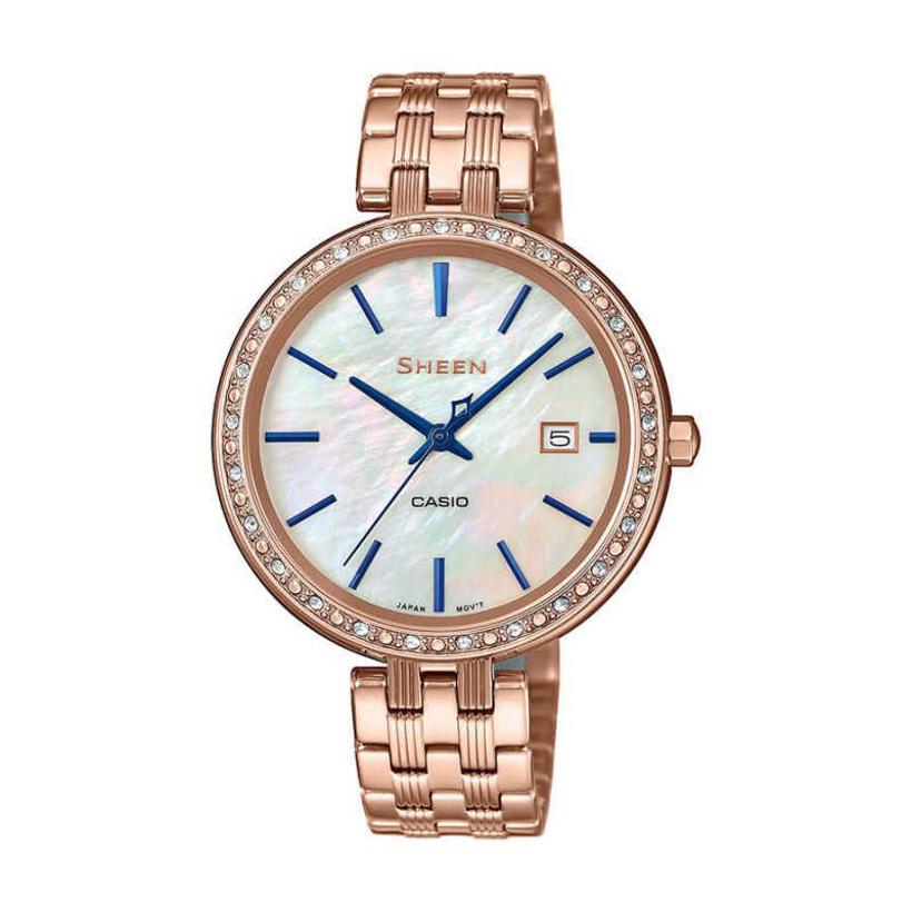 Дамски Часовник Casio SHE-4052PG-2AUEF