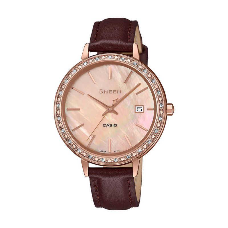 Дамски Часовник Casio SHE-4052PGL-4AUEF
