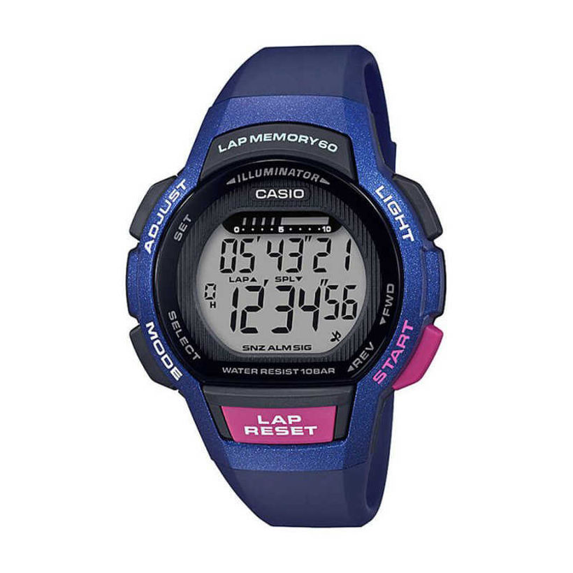 Дамски Часовник Casio LWS-1000H-2AVEF
