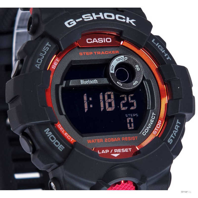 Мъжки Часовник Casio GBD-800-1ER