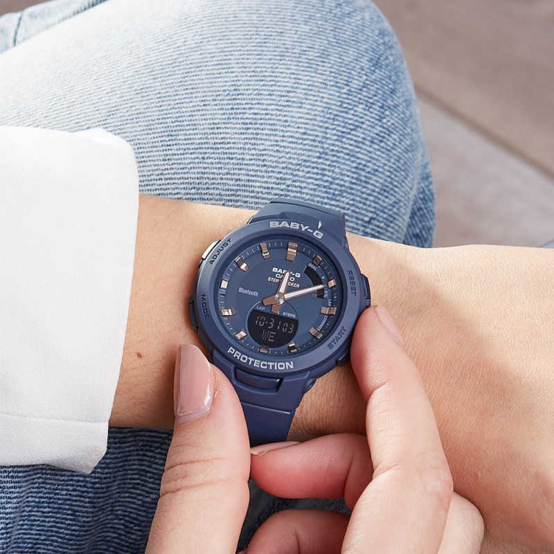 Дамски Часовник Casio BSA-B100-2AER