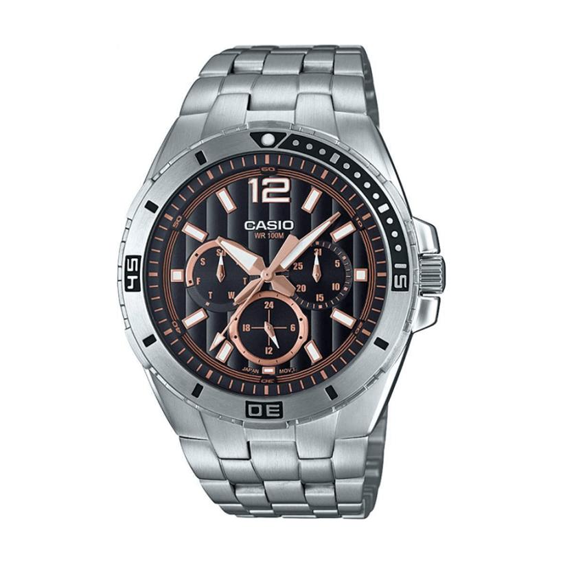 Мъжки Часовник Casio MTD-1060D-1A3V