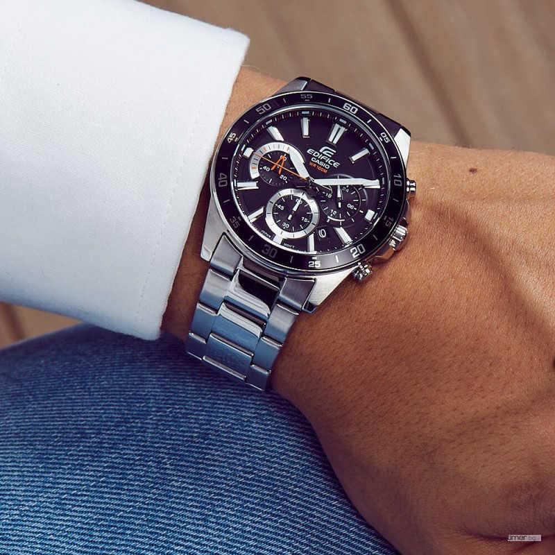 Мъжки Часовник Casio EFV-570D-1AVUEF
