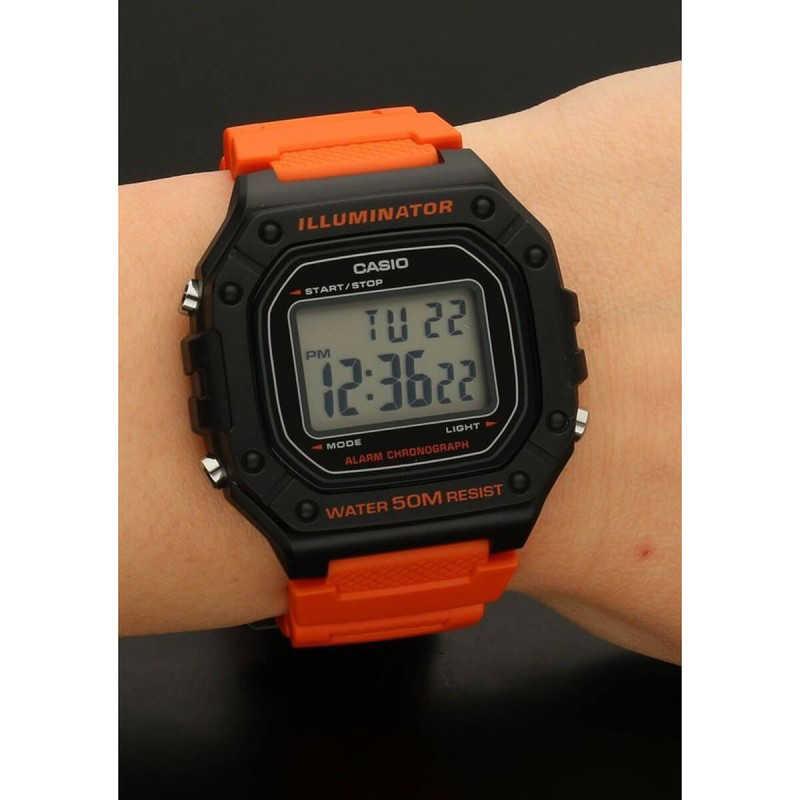Мъжки Часовник Casio W-218H-4B2VEF