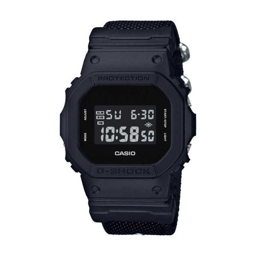Мъжки Часовник Casio G-Shock DW-5600BBN-1ER