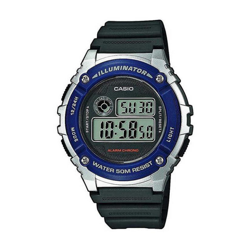 Мъжки Часовник Casio W-216H-2AVEF