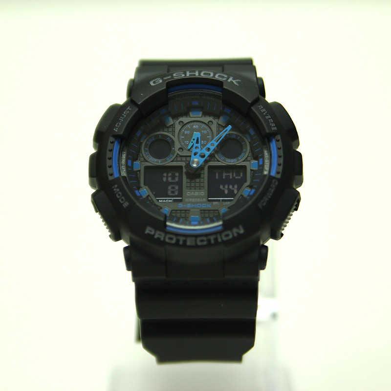 Мъжки Часовник Casio G-Shock GA-100-1A2ER