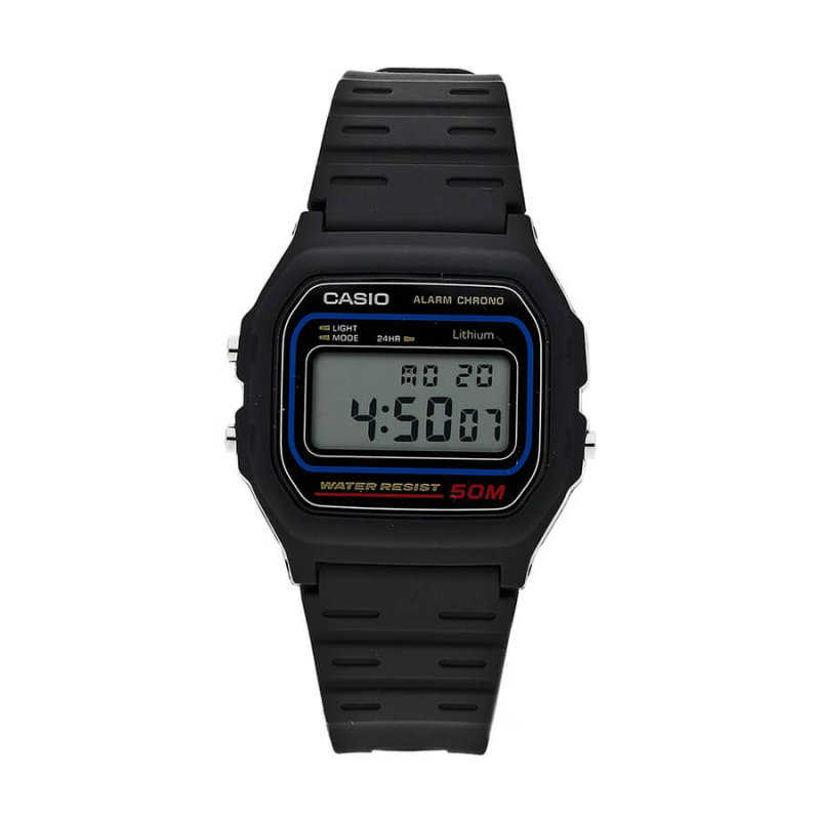 Мъжки Часовник Casio W-59-1VQES