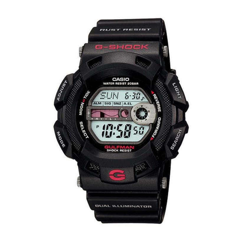 Мъжки Часовник Casio G-Shock Gulfman G-9100-1ER