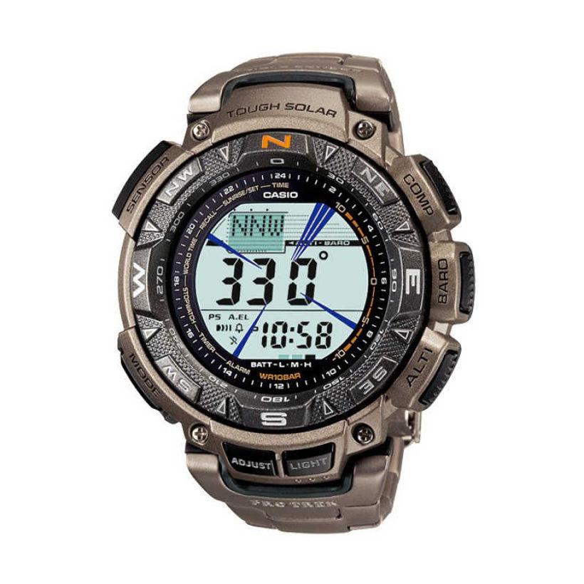 Мъжки Часовник Casio Pro Trek PRG-240T-7ER