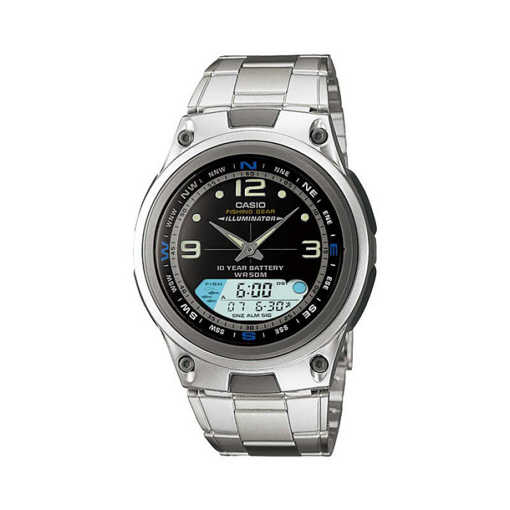 Мъжки Часовник Casio AW-82D-1AVES