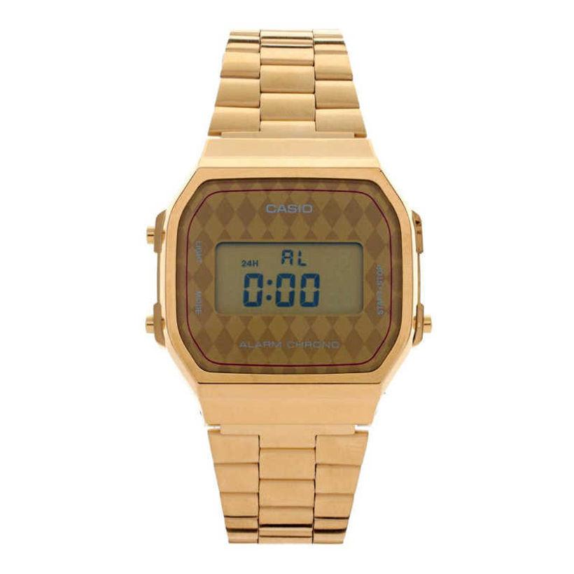 Мъжки Часовник Casio A168WG-9BWEF