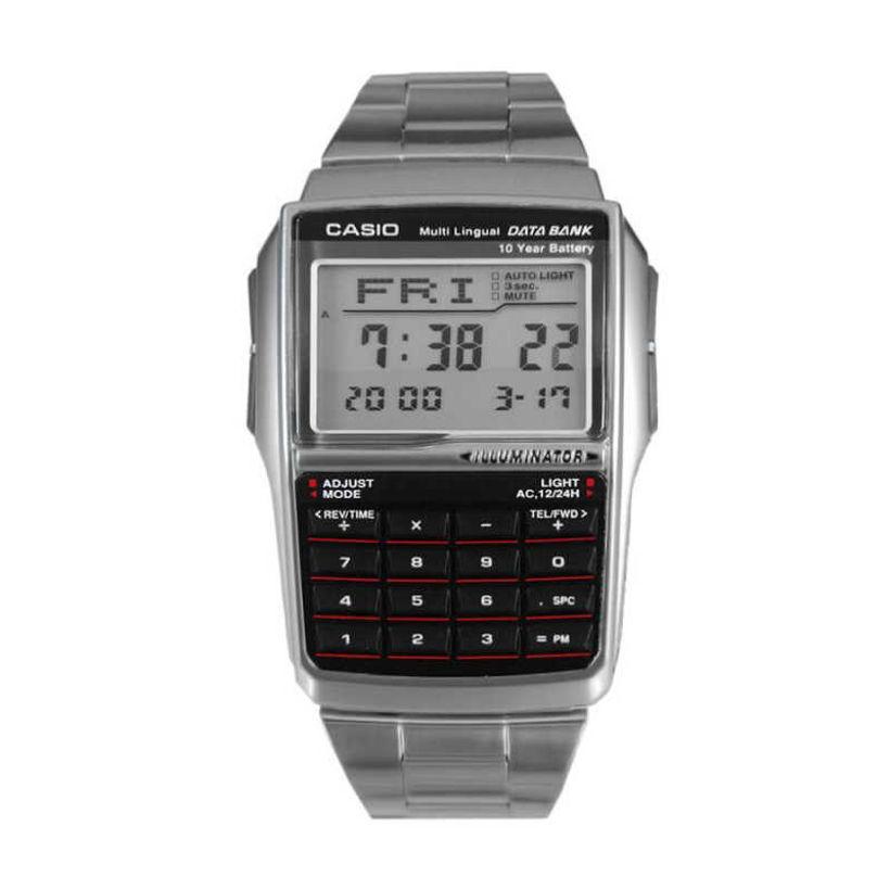 Мъжки Часовник калкулатор Casio DBC-32D-1AES