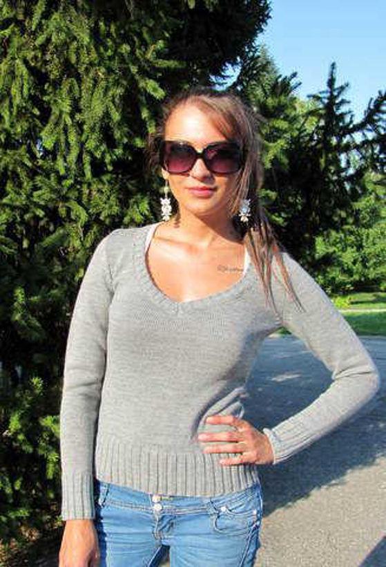 Блуза плетиво Julia