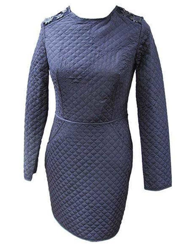 Дамска рокля Катрин капитонирана Julia