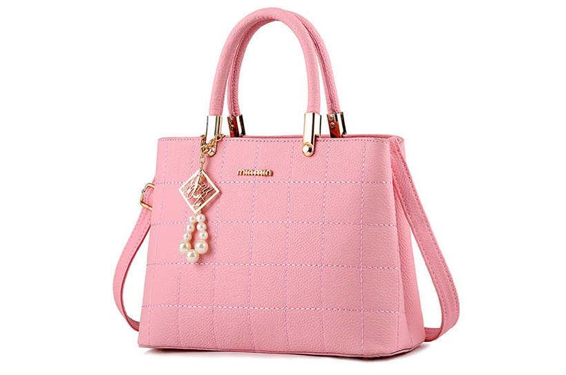 Дамска чанта Raelyn Pink от Joly Fashion
