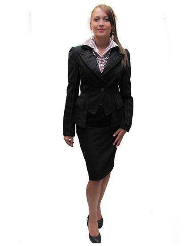 Дамски костюм с пола от Joly Fashion