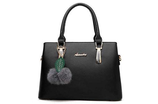 Елегантна чанта Arya Black от Joly Fashion