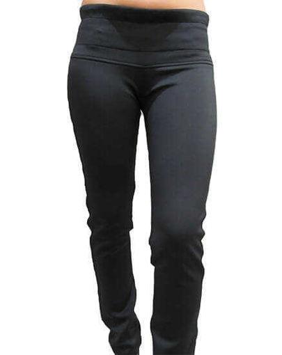 Клин черен от Joly Fashion