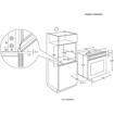 Фурна за вграждане Electrolux - EOA3454AAX