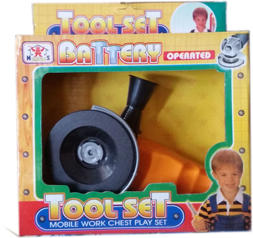 Детска играчка За малкия майстор Електрически трион - флекс