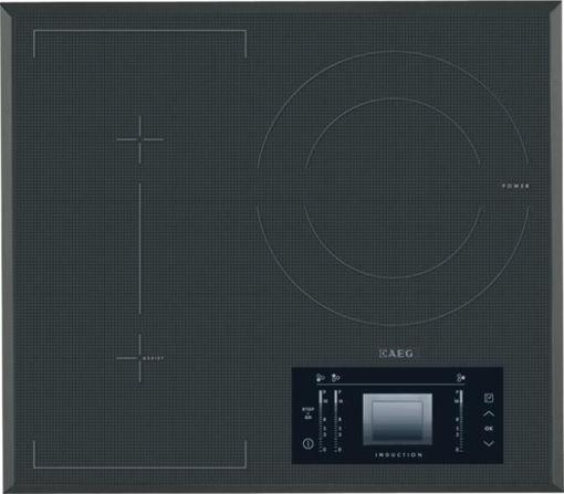 Индукционен плот за вграждане AEG - HK693320FG