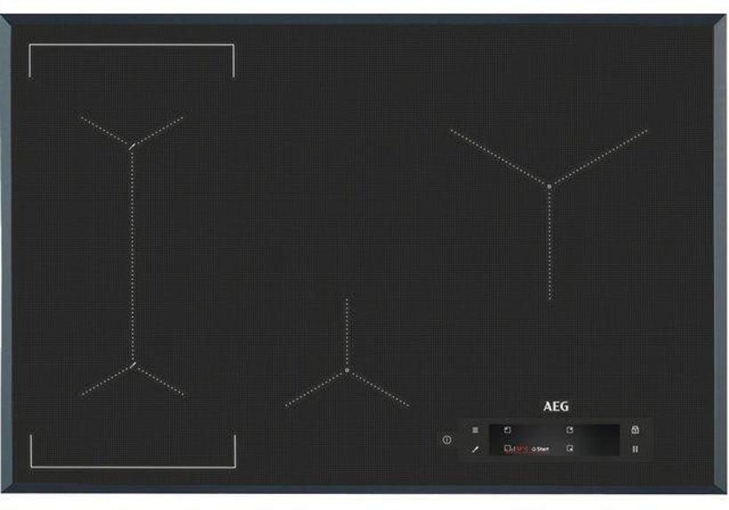 Индукционен плот за вграждане AEG - IAE84881FB