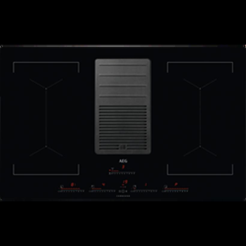 Комбиниран плот с абсорбатор за вграждане AEG - IDK84453IB