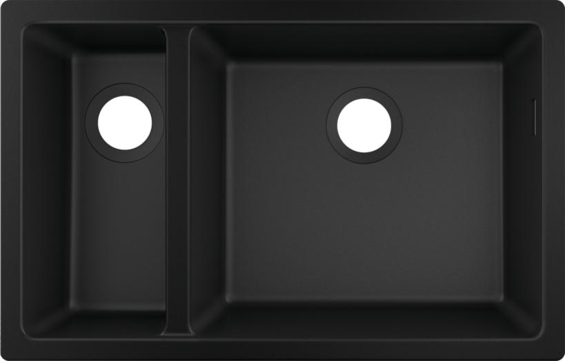 Кухненска мивка за монтаж под плот - S510-U635