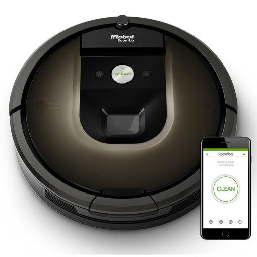 Прахосмукачка робот Roomba 980