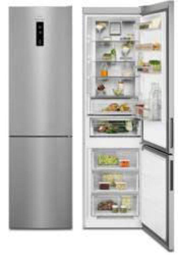 Хладилник с фризер  Electrolux - EN3885MOX
