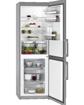 Хладилник с фризер AEG - RCB53421LX