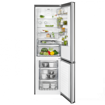 Комбиниран хладилник с фризер AEG - RCB83724MX