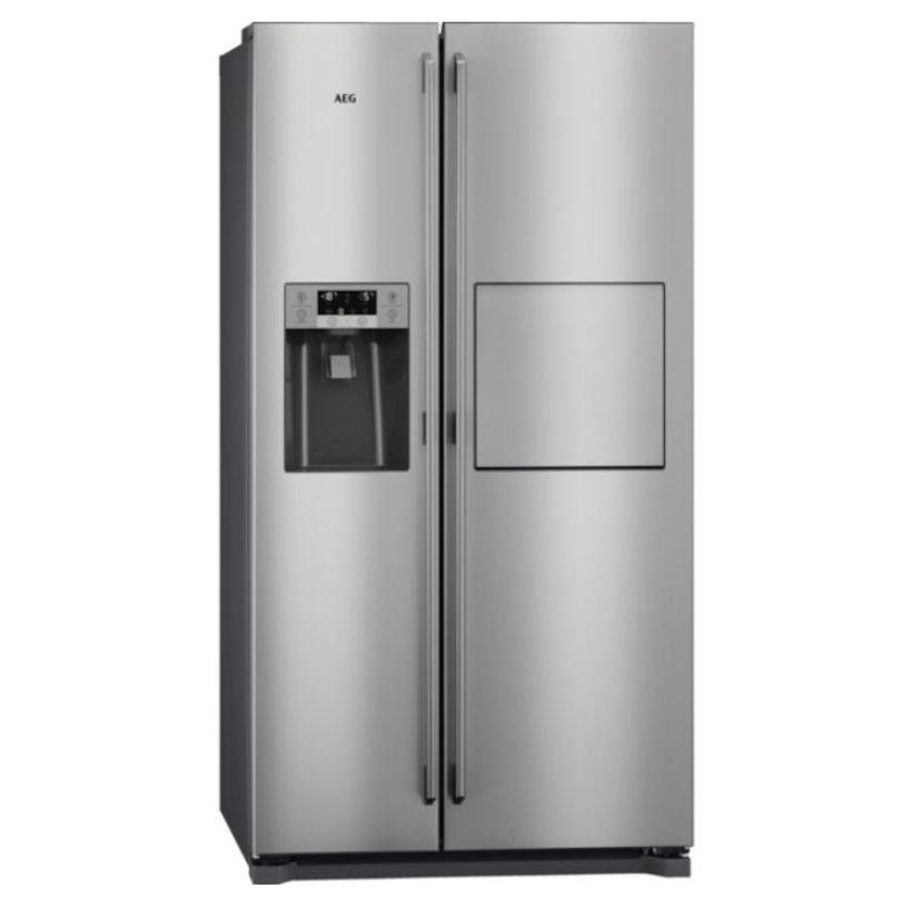 Комбиниран хладилник SIDE BY SIDE AEG - RMB66111NX