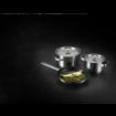 Комплект съдове за готвене AEG - A3SS