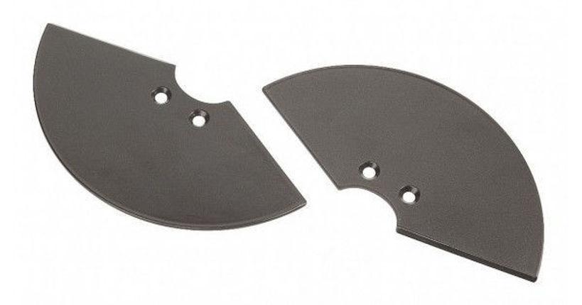 Крилца с голям диаметър за Перфоратор за почва QuikDrill -  134737/1000641