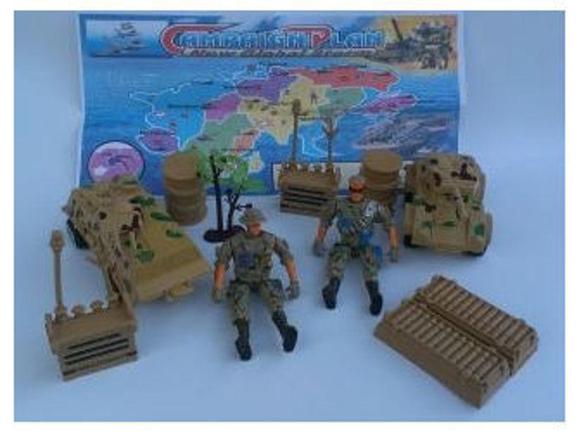 Детски комплект Войници в пустинята Комбат Combat