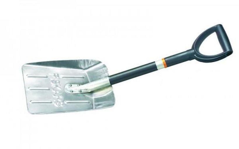 Къса алуминиева лопата за кола - 141020/1000740