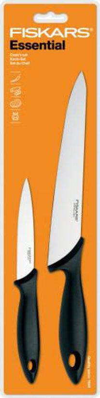 Комплект 2 бр. кухненски ножове Essential FISKARS -1023783