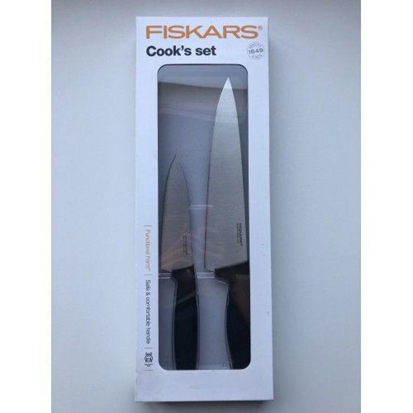 Комплект 2 бр. ножове Cook's set BtoB Functional Form NEW FISKARS - 1024817