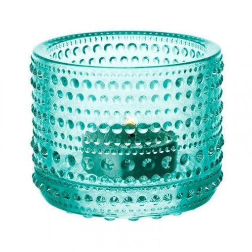 Стъклена поставка за свещ Kastehelmi Iittala -1007589